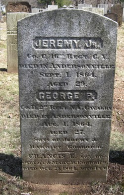 Corp Jeremy Goodrich, Jr