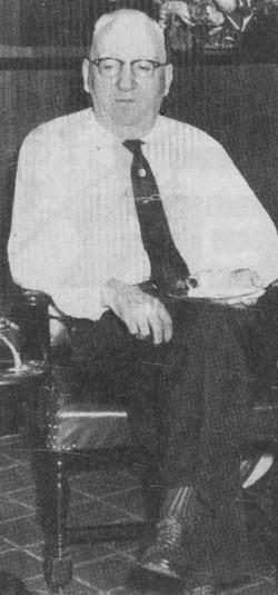 Dr John Wesley Brown