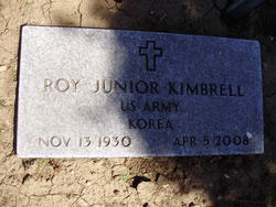 Roy Junior Kimbrell