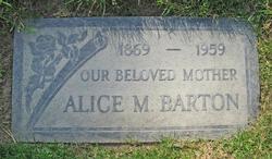Alice Martha Barton