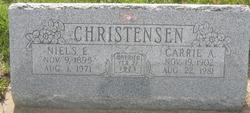 Carrie A <i>Matzen</i> Christensen