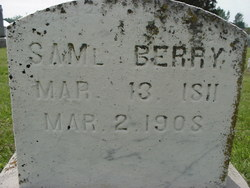 Samuel Allen Berry