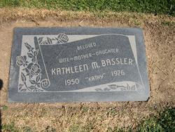 Kathleen Mary Kathy <i>Skirvin</i> Bassler
