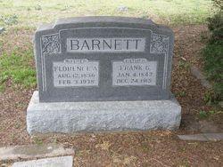 George Franklin Frank Barnett
