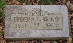 Edward A Ashley