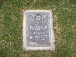 Arthur Louis Beckman