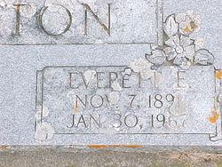 Everett Edson Barton