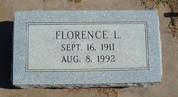 Florence Lula <i>Harkins</i> Adkins