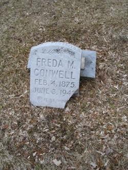 Freda M Conwell