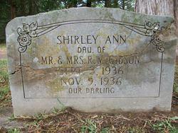 Shirley Ann Gibson