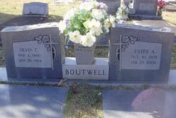 Ester <i>Arant</i> Boutwell