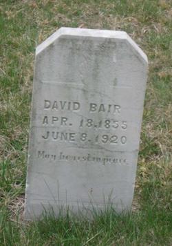 David Bair