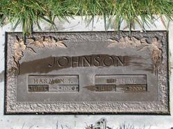 Harmon F Johnson