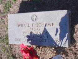 Willie F. Schawe