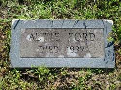 Autie Pearl Ford