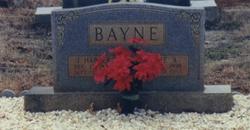Elsie Almena Nannie <i>Austin</i> Bayne