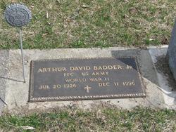 Arthur David Dave Badder