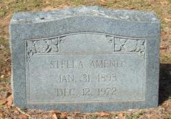 Stella <i>Greenwood</i> Amend