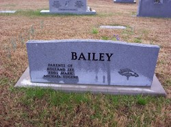Burwell Rolland Bailey
