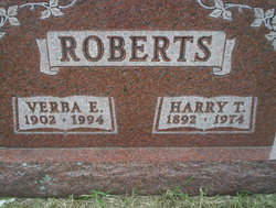 Harry T. Roberts