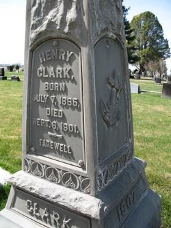 Henry Clark
