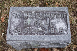 Frances Jane <i>Evarts</i> Bell
