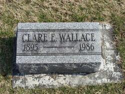 Clare E. <i>Seybold</i> Wallace