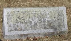 Theresa E. <i>Burritt</i> Bicknell