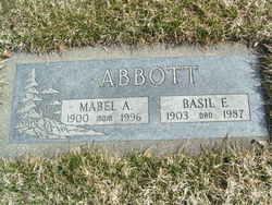 Mabel <i>Auvil</i> Abbott