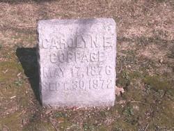 Carolyn E. <i>Rumble</i> Coppage