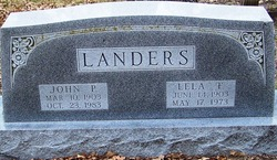 John P. Landers