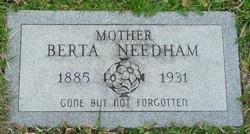 Berta <i>Duggan</i> Needham