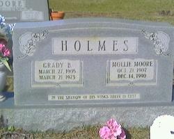 Grady B. Holmes