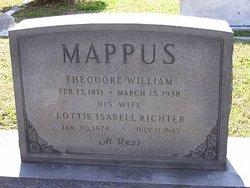 Lottie Isabel <i>Richter</i> Mappus