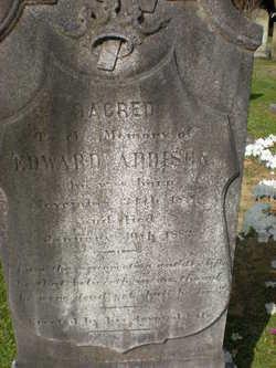 Edward Addison