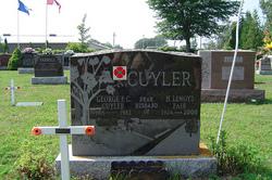 George E C Cuyler