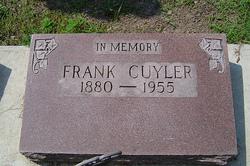 Frank Cuyler
