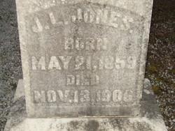 J L Jones