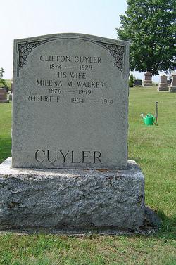 Clifton Cuyler