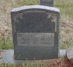 DeWitt Sharkey