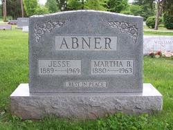 Martha B Abner