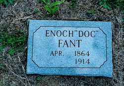 Enoch Doc Fant