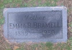 Emma R Bramell