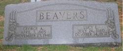 Lucy E <i>Kohn</i> Beavers