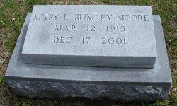 Mary L. <i>Rumley</i> Moore
