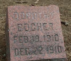 Dorothy Bocher