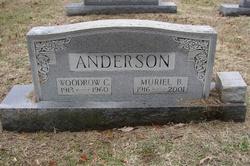 Muriel B Anderson