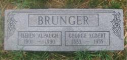Helen Alpaugh Brunger