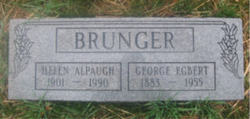 George Egbert G.E. Brunger