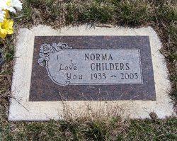 Norma <i>McKinney</i> Childers